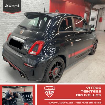 VITRES TEINTÉES BRUXELLES